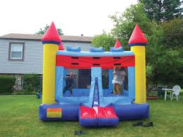 Bounce House For Kid's Party
